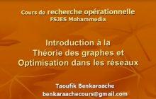 Recherche Opérationnelle Pr.Benkaraache séance du vendredi 20 mars 2020