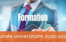 <center>Formation continue <br>Licences professionnelles d'université / Masters d'université